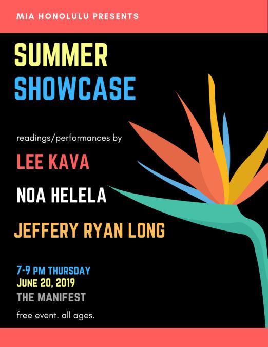 June 2019 Flyer